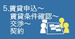 5.賃貸申し込み~売買条件確認~交渉~契約